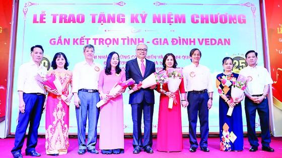 Vedan Việt Nam - 'Mái nhà' gắn kết người lao động ảnh 1