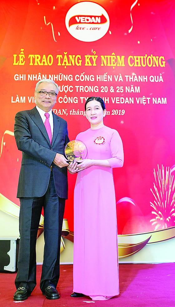 Vedan Việt Nam - 'Mái nhà' gắn kết người lao động ảnh 5