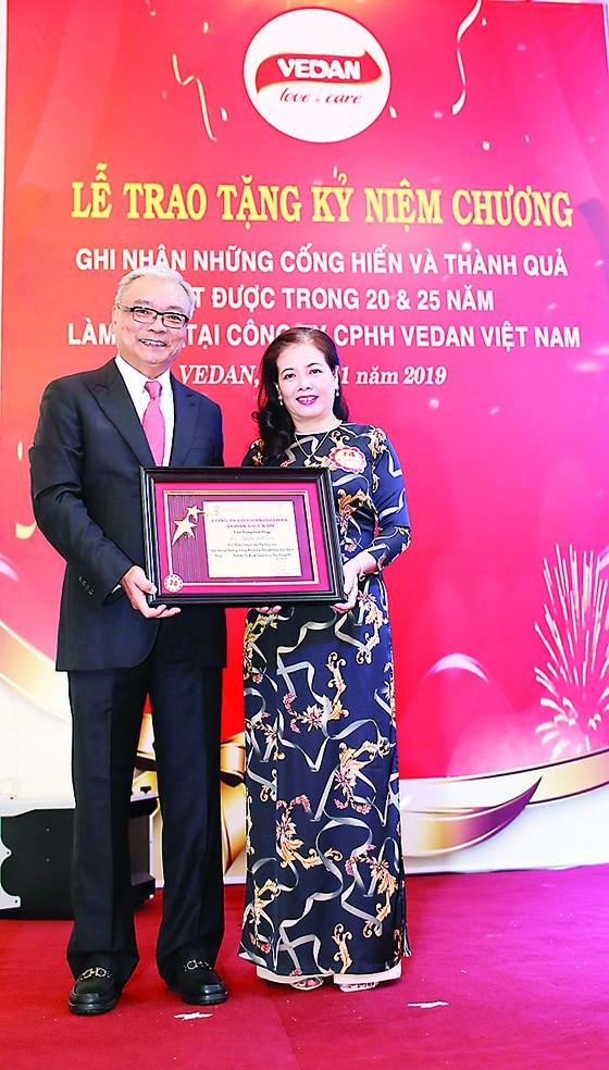Vedan Việt Nam - 'Mái nhà' gắn kết người lao động ảnh 6