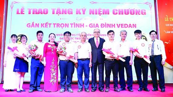 Vedan Việt Nam - 'Mái nhà' gắn kết người lao động ảnh 2