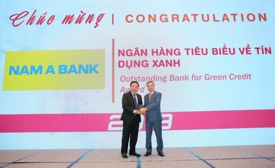 Nam A Bank nhận giải thưởng 'Ngân hàng tiêu biểu về tín dụng xanh' năm 2019 ảnh 1