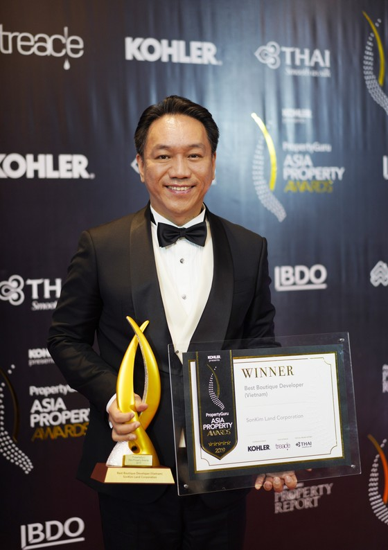 SonKim Land được vinh danh tại Giải thưởng Bất động sản châu Á 2019 ảnh 1