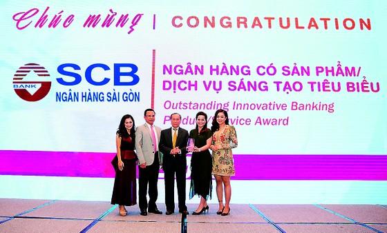 """SCB lần thứ 3 liên tiếp nhận giải thưởng """"Ngân hàng có sản phẩm dịch vụ sáng tạo tiêu biểu"""" của IDG ảnh 1"""