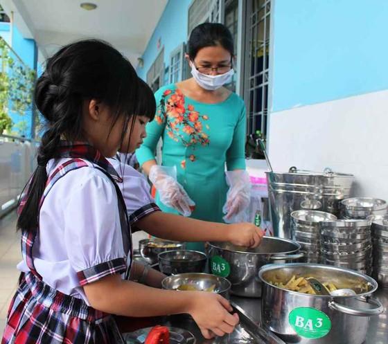 Lai Châu: Nâng cao chất lượng bữa ăn bán trú ảnh 1