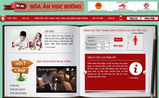 Lai Châu: Nâng cao chất lượng bữa ăn bán trú ảnh 2