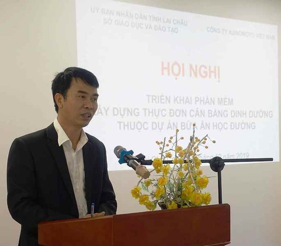 Lai Châu: Nâng cao chất lượng bữa ăn bán trú ảnh 3