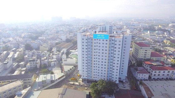 Chính thức bàn giao 4 khối nhà ở xã hội dự án HOF - HQC Hồ Học Lãm cho cư dân  ảnh 1