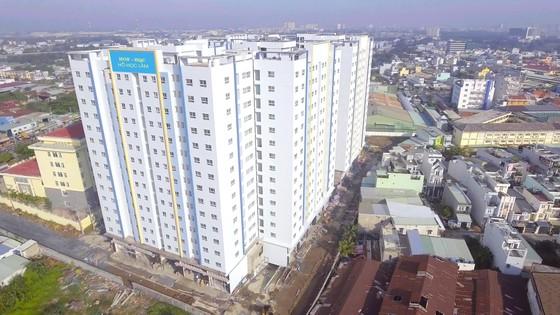 Chính thức bàn giao 4 khối nhà ở xã hội dự án HOF - HQC Hồ Học Lãm cho cư dân  ảnh 2