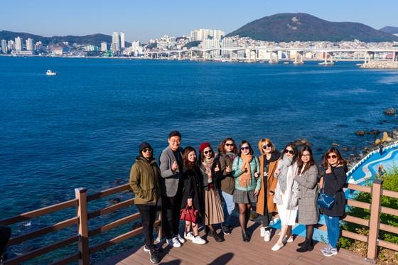Hơn 550.000 khách Việt Nam đến Hàn Quốc trong năm 2019 ảnh 1
