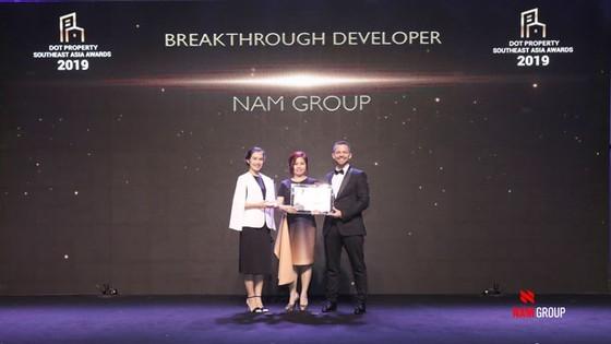Nam Group ghi dấu ấn tại Dot Property Southeast Asia Awards 2019 ảnh 1