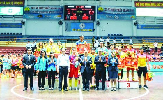 Công ty Yến sào Khánh Hòa tổ chức Hội thao truyền thống lần thứ 14 năm 2019 ảnh 1