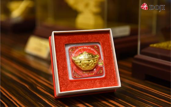 DOJI bùng nổ thị trường với những sản phẩm vàng Quốc dân ảnh 2