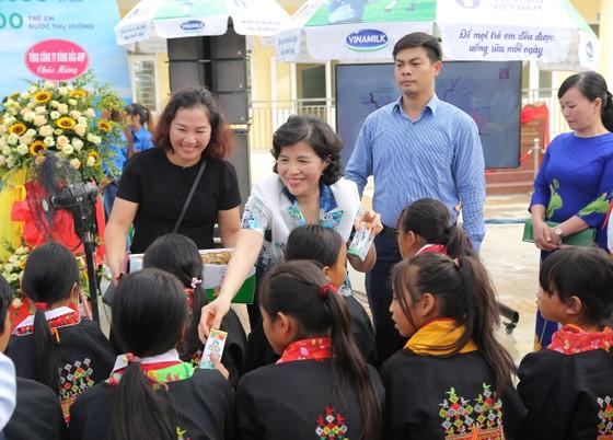 Cần sớm mở rộng chương trình sữa học đường ảnh 1