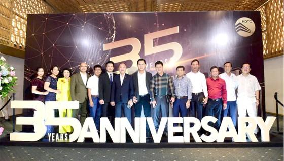 Công ty Cổ phần Phát triển và Kinh doanh nhà (HDTC) kỷ niệm 35 năm thành lập ảnh 2