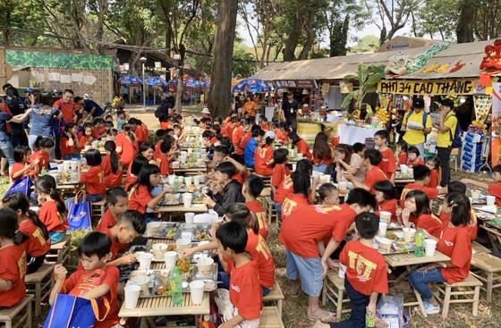 Chương trình Tết trẻ em -  Điểm sáng của Lễ hội Tết Việt 2020 ảnh 2