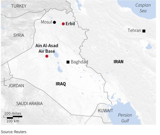 Căng thẳng Mỹ - Iran: Tehran cảnh báo về nguy cơ chiến tranh khu vực nếu Mỹ trả đũa ảnh 1
