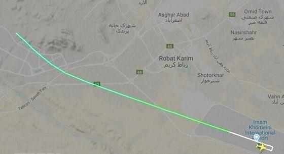 Máy bay chở khách của Ukraine rơi tại Iran: Toàn bộ 176 hành khách và phi hành đoàn thiệt mạng ảnh 4
