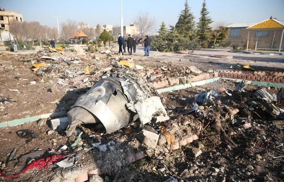Cổ phiếu Boeing sụt giảm sau vụ máy bay của Ukraine rơi tại Iran làm 176 người thiệt mạng ảnh 1