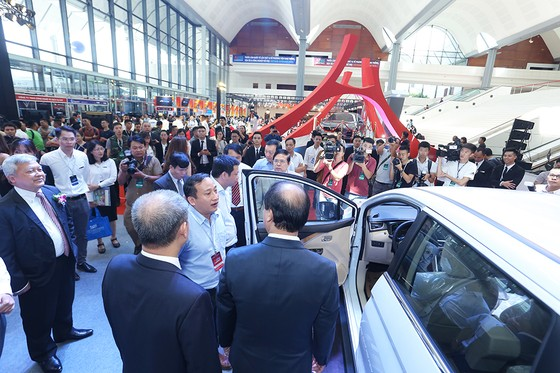 Triển lãm ô tô, xe máy và công nghiệp phụ trợ - Vietnam AutoExpo 2020 ảnh 1