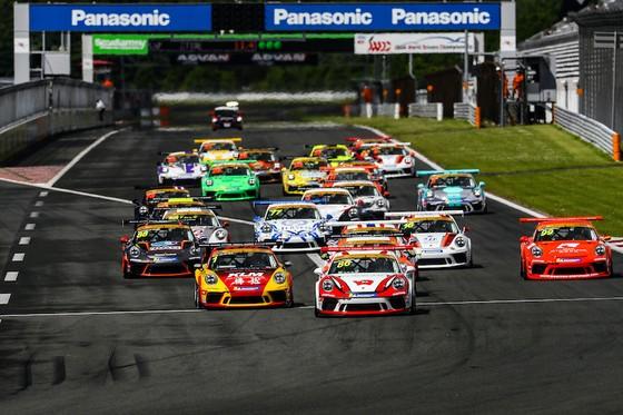 Chặng đua Công thức 1 Hà Nội sẽ có thêm giải đua phụ của hãng xe Porsche ảnh 1