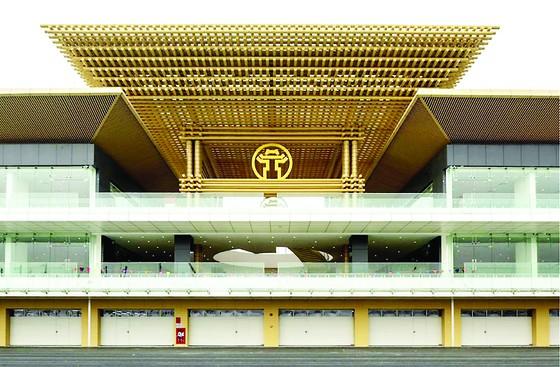 Hoàn thiện Tòa nhà điều hành Trung tâm PIT Building phục vụ giải đua công thức 1 ảnh 1