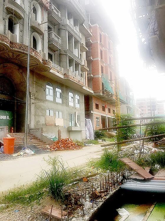 Cưỡng chế phá dỡ 17 công trình vi phạm trật tự xây dựng tại phường Thảo Điền ảnh 1