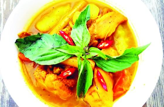 Cà ri gà nước cốt dừa - bật mí công thức nấu ngon hơn đầu bếp! ảnh 3