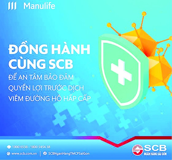 Đồng hành cùng SCB để an tâm bảo đảm quyền lợi trước dịch viêm đường hô hấp cấp ảnh 1
