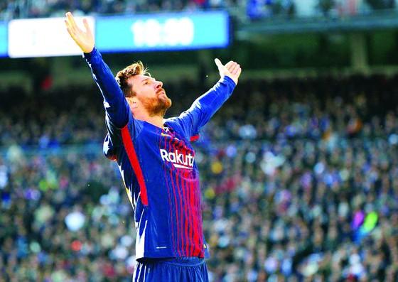 Lionel Messi đã trở thành cây săn bàn vĩ đại nhất của lịch sử El Clasico