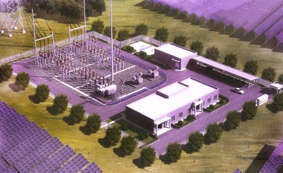 Nhà máy điện mặt trời Phước Ninh chính thức vận hành từ tháng 6-2020 ảnh 1