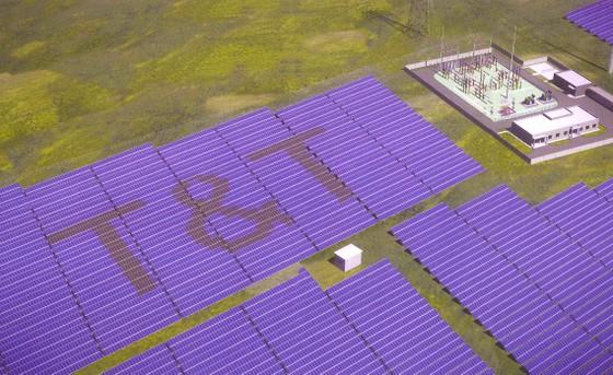 Nhà máy điện mặt trời Phước Ninh chính thức vận hành từ tháng 6-2020 ảnh 2