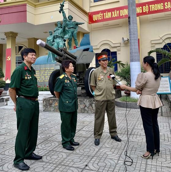 Gặp những người tham gia Chiến dịch Hồ Chí Minh từ hướng Tây Nam ảnh 1