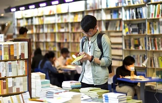 Xu hướng đọc sách ở Trung Quốc ảnh 1