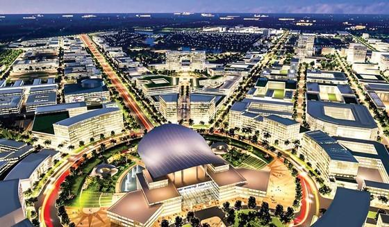 Thành lập Ban Chỉ đạo về xây dựng Khu đô thị sáng tạo, tương tác cao phía Đông ảnh 1