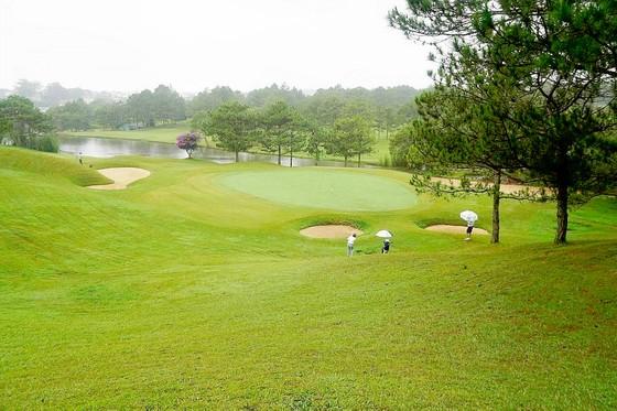 Quy định mới về xây dựng sân golf ảnh 1