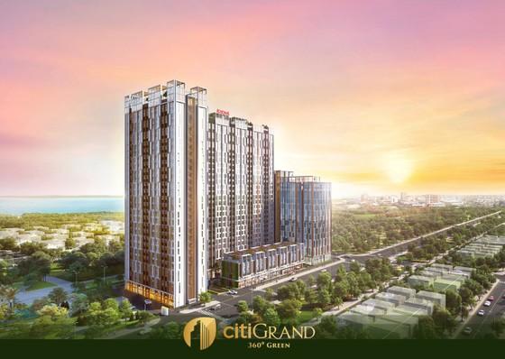 CitiGrand - Sức hấp dẫn của căn hộ cao cấp đa tiện ích ảnh 1