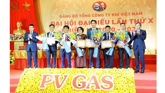 Đảng bộ PV GAS tổ chức thành công Đại hội Đại biểu lần X, nhiệm kỳ 2020 - 2025 ảnh 4