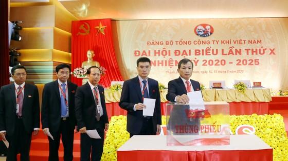Đảng bộ PV GAS tổ chức thành công Đại hội Đại biểu lần X, nhiệm kỳ 2020 - 2025 ảnh 1