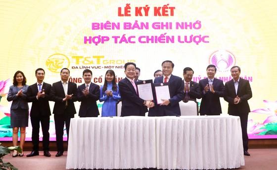 Tập đoàn T&T Group hợp tác chiến lược toàn diện với tỉnh Đồng Tháp ảnh 2