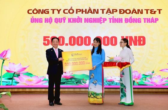 Tập đoàn T&T Group hợp tác chiến lược toàn diện với tỉnh Đồng Tháp ảnh 4