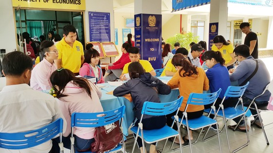 Trường ĐH Bà Rịa - Vũng Tàu không tổ chức kỳ thi riêng, mở 6 đợt xét học bạ ảnh 1