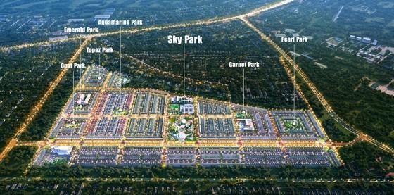 'Siêu phẩm' Gem Sky World bùng nổ thị trường bất động sản Long Thành ảnh 1