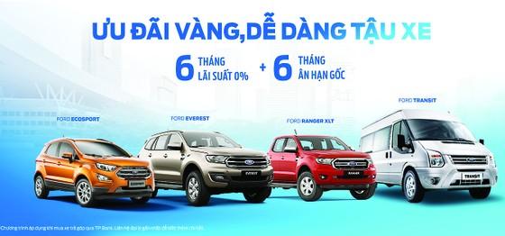 'Ưu đãi vàng, dễ dàng tậu xe' với gói ưu đãi lãi suất 0% trong 6 tháng đầu tiên  ảnh 1