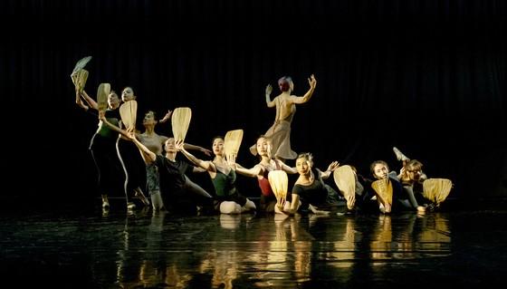 Ballet Kiều - sự giao hòa giữa văn hóa Đông Tây ảnh 1