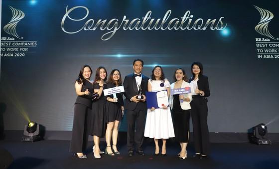 SonKim Land đạt giải thưởng 'Môi trường làm việc tốt nhất châu Á 2020' ảnh 2