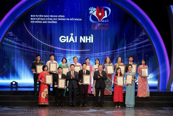 Trao Giải thưởng toàn quốc về thông tin đối ngoại lần thứ VI ảnh 1