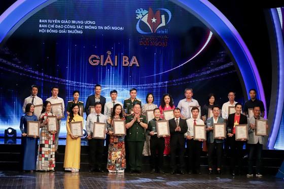 Trao Giải thưởng toàn quốc về thông tin đối ngoại lần thứ VI ảnh 2