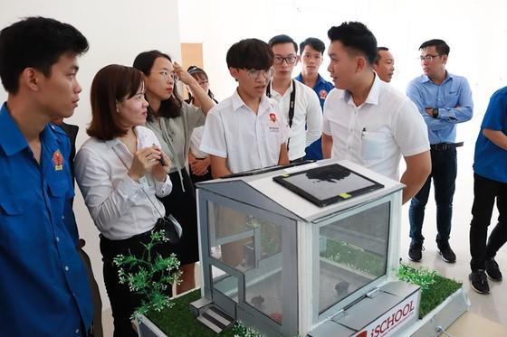 Học sinh iSchool Ninh Thuận giành giải nhất cuộc thi Khoa học Sáng tạo cấp tỉnh ảnh 2