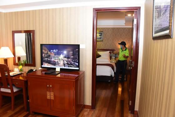 Khách sạn Rex Sài Gòn tiếp tục duy trì, tăng cường và kiểm soát chặt chẽ các biện pháp phòng chống trong mùa dịch  ảnh 6