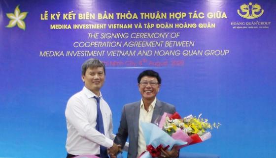 Tập đoàn Hoàng Quân phát triển chuỗi bệnh viện quốc tế cùng Medika Investment Việt Nam ảnh 1